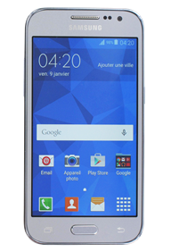 Samsung - Galaxy Core Prime - 8 - Argent