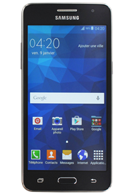 Samsung - Galaxy Grand Prime - 8 - Gris