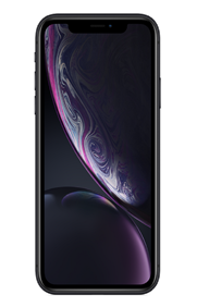 Apple - iPhone XR - 128 - Noir